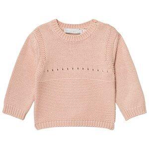 Stella McCartney Kids Girls Jumpers and knitwear Pink Pink Thumper Knit Bunny Jumper