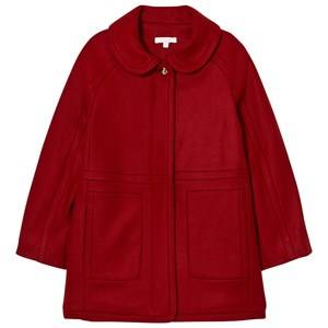 Image of Chloé Girls Coats and jackets Red Red Wool Coat