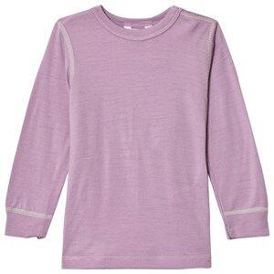 Joha Unisex Baselayers Purple Long Sleeve Top Purple