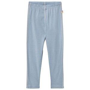 Joha Unisex Bottoms Blue Basic Leggings Light Blue