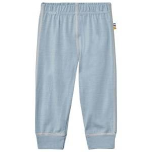 Joha Unisex Bottoms Blue Basic Cuff Leggings Light Blue