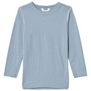 Joha Unisex Baselayers Blue Long Sleeve Top Blue