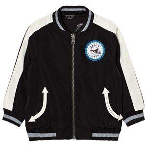 Stella McCartney Kids Boys Coats and jackets Black Black Eastwood Bomber Jacket