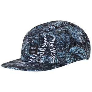 Someday Soon Boys Headwear Multi Melrose 5 Panel Cap Multi