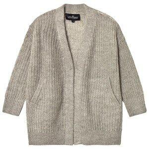 Little Remix Girls Jumpers and knitwear Grey Vicki Cardigan Grey Melange
