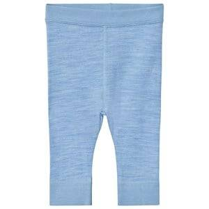 Hust&Claire; Boys Bottoms Blue Bamboo Leggings Blue Dawn