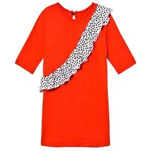 BANG BANG Copenhagen Girls Dresses Red Exclusive Red/Multi Spot Sevilla Dress