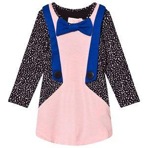 BANG BANG Copenhagen Girls Dresses Pink Pink Spot Jacket Dress