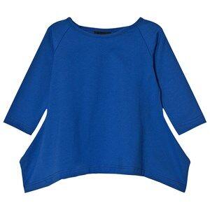 Papu Unisex Tops Blue Kanto Shirt Vivid Blue