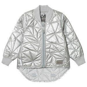 MarMar Copenhagen Unisex Coats and jackets Silver Orry Jacket Silver