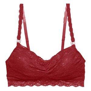 Cosabella Maternity Girls Maternity underwear Red Never Say Never™ Mommie™ Nursing Soft Bra Brick Red