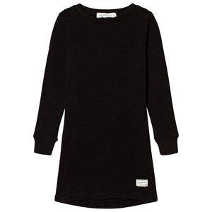 I Dig Denim Girls Dresses Black Lea Dress Black