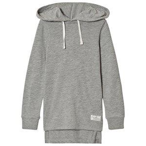 I Dig Denim Unisex Jumpers and knitwear Grey Bonnie Hoody Grey