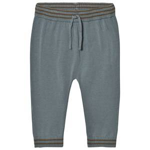 Noa Noa Miniature Boys Bottoms Grey Melange Pants Trooper