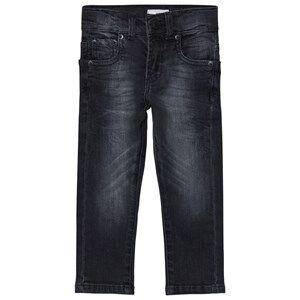Levis Kids Boys Bottoms Grey 510 Skinny Fit Jeans Grey Wash