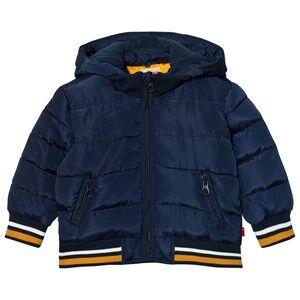 Levis Kids Boys Coats and jackets Navy Navy Padded Puffer Coat