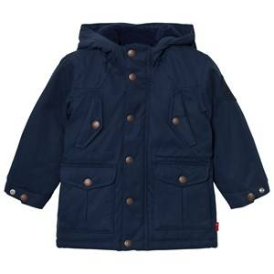 Levis Kids Boys Coats and jackets Navy Navy Padded Parka