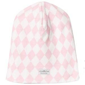 Nova Star Girls Headwear Pink Square Beanie
