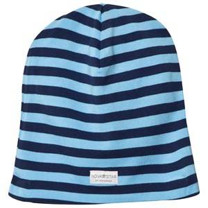 Nova Star Boys Headwear Blue NB Blue Striped Beanie