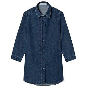 I Dig Denim Girls Dresses Blue Mimmi Denim Dress