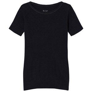 Noa Noa Miniature Girls Tops Black Doria Mini Basic T-Shirt Black