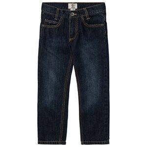 Timberland Boys Bottoms Navy Indigo Slim Fit Jeans