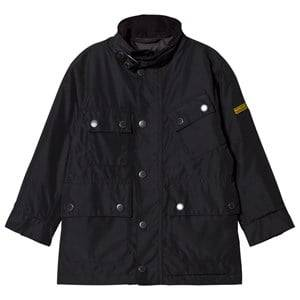 Barbour Boys Coats and jackets Black Black International Tyne Waterproof Padded Jacket