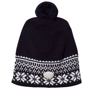Lillelam Unisex Headwear Navy Winter Dusk Hat Navy