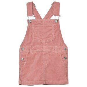 Ralph Lauren Girls Dresses Pink Pink Corduroy Skirt Overalls