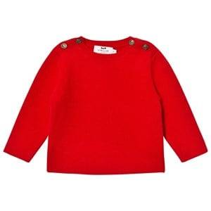 Cyrillus Boys Jumpers and knitwear Red Nautical Sweater Red