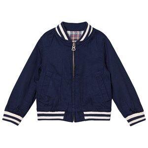 Ralph Lauren Girls Coats and jackets Pink Reversible Baseball Jacket Navy/Pink