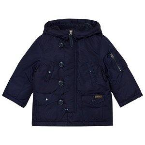 Ralph Lauren Boys Coats and jackets Navy Navy Hooded Down Jacket