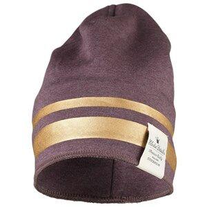 Elodie Details Unisex Headwear Purple Winter Beanie Gilded Plum