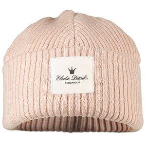 Elodie Details Girls Headwear Pink Wool Hat Powder Pink