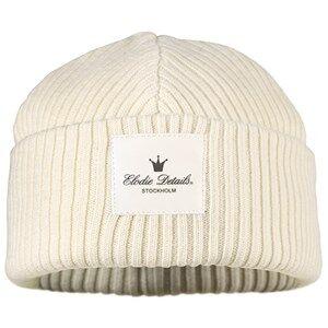 Elodie Details Unisex Headwear White Wool Hat Vanilla White