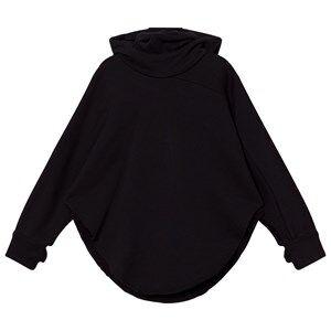 NUNUNU Unisex Coats and jackets Black Ninja Poncho Black