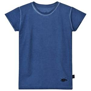 NUNUNU Unisex Jumpers and knitwear Blue Sleeveless Sweatshirt Dirty Blue
