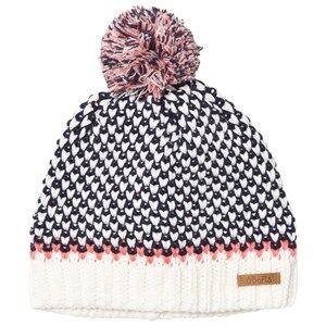 Barts Unisex Headwear White Meltemi Beanie White/Black
