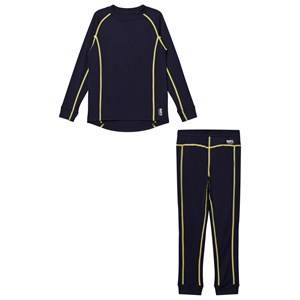 Barts Boys Baselayers Navy Navy Base Layer Outfit