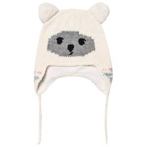 Barts Unisex Headwear White White Bear Bouly Inka Beanie