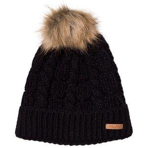 Barts Boys Headwear Black Black Rhinestones Lux Beanie