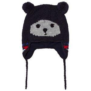 Barts Boys Headwear Navy Navy Bear Bouly Inka Beanie
