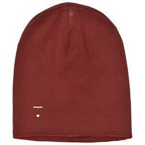 Gray Label Unisex Headwear Red Beanie Burgundy