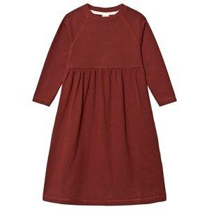 Gray Label Girls Dresses Red Long Sleeve Long Dress Burgundy