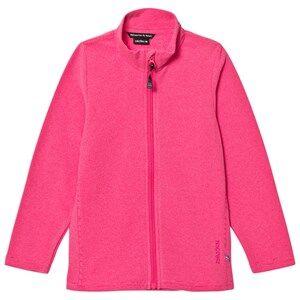 Isbjörn Of Sweden Unisex Fleeces Lynx Microfleece Jacket Pink