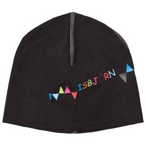 Isbjörn Of Sweden Unisex Headwear Black Husky Beanie Black