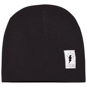 Civiliants Unisex Headwear Black Jersey Beanie Black