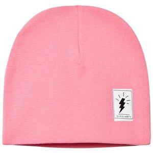 Civiliants Unisex Headwear Pink Jersey Beanie Pink