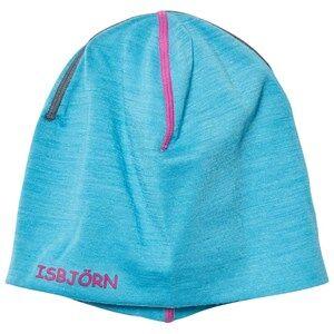 Isbjörn Of Sweden Unisex Headwear Blue Husky Beanie Turquoise