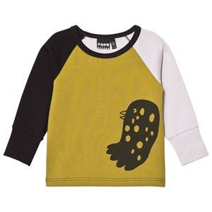 Papu Unisex Tops Black Fold Shirt Bizarre